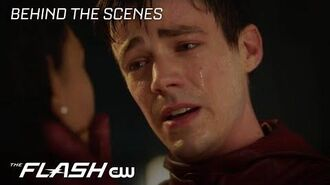The Flash Inside Enter Flashtime The CW