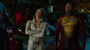 White Canary and Firestorm
