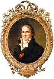 Antoine François de Fourcroy (1755 - 1809)