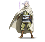 Arslan Anime Design