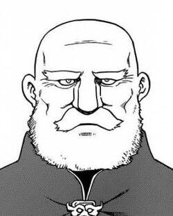 Vahriz 2013 Manga