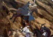 Kishward killing Lusitanians