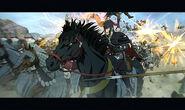 Arslan Senki x Muso Daryun Battle 1