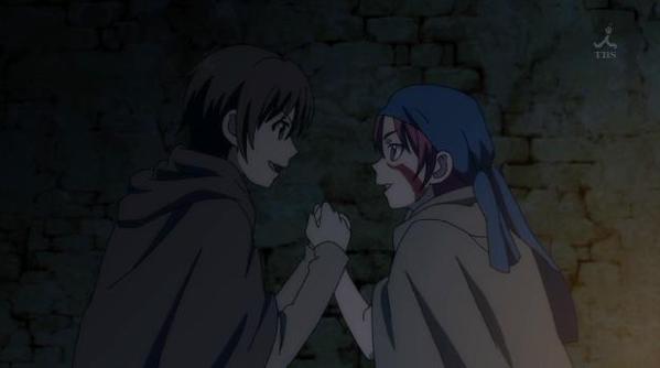 the heroic legend of arslan anime episode 1