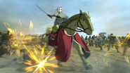Arslan Senki x Muso Arslan Battle 1