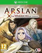 Arslan Senki × Musō Xbox One
