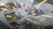 Arslan fighting in Atropatene