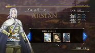 Skill Card Arslan Arslan Senki × Musō