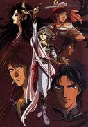 OVA Characters