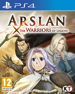 Arslan- The Warriors of Legend PS4