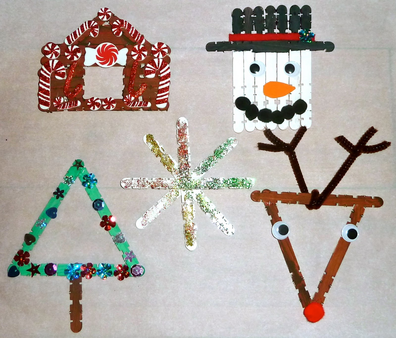 Image - Christmas-Crafts-for-Kids-Toddlers-Children.jpg | Art and ...