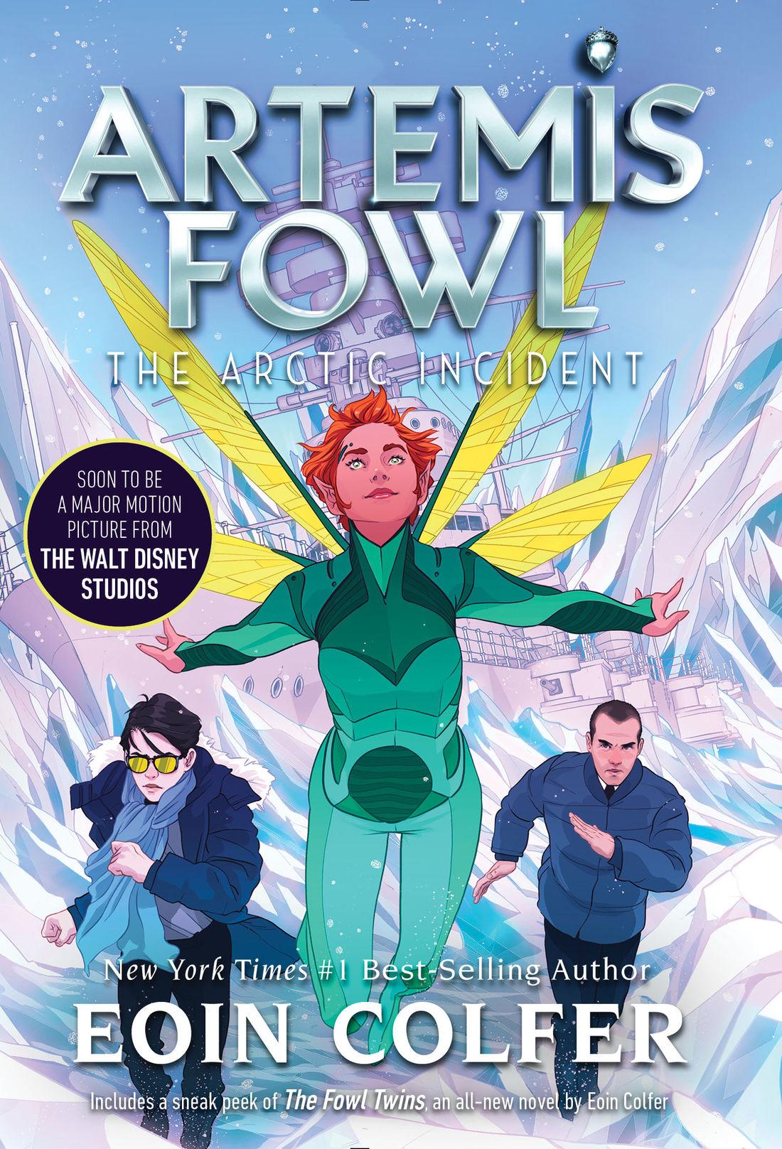 Artemis Fowl and the Arctic Incident (novel) | Artemis ...