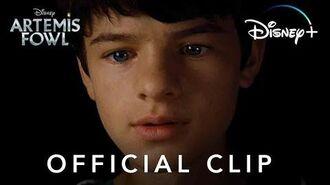 """""""Irish Blessing"""" Clip Artemis Fowl Disney"""