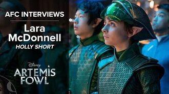 Lara McDonnell - HOLLY SHORT AFC Interviews