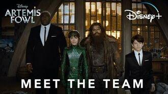 Meet the Team Artemis Fowl Disney
