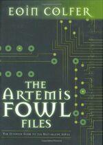 The Artemis Fowl Files cover