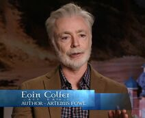 Eoin Colfer Author