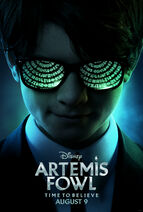 Artemis Fowl(Movie)