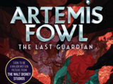 Artemis Fowl and the Last Guardian (novel)
