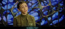 Lara McDonnell Screen Test