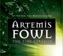 Artemis Fowl and the Time Paradox (novel)