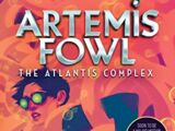Artemis Fowl and the Atlantis Complex (novel)