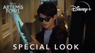 Special Look Artemis Fowl Disney