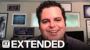 Josh Gad Talks Joining 'Artemis Fowl' For Disney EXTENDED