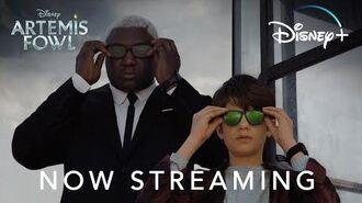 Now Streaming Artemis Fowl Disney