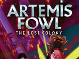 Artemis Fowl and the Lost Colony (novel)