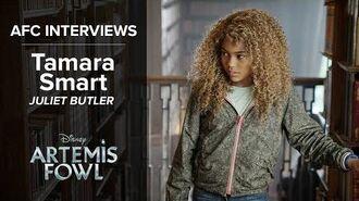 Tamara Smart - JULIET BUTLER AFC Interviews