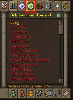 Find Achievement