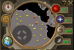 Ice Strykewyrm Location (Donator)