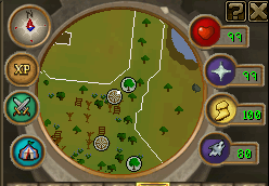 Woodcutting Magic Tree