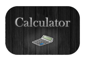 Calculator Wooden.fw