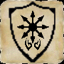 Schild des Curulum