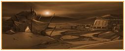 Festung der Wüstenräuber