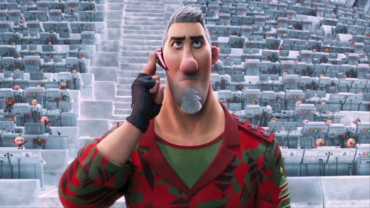 Arthur Christmas Characters.Steve Claus Arthur Christmas Wiki Fandom Powered By Wikia