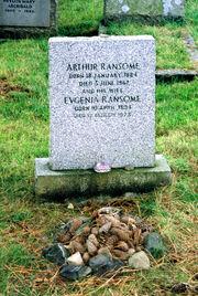 AR-ER grave