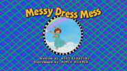 Messy Dress Mess title card
