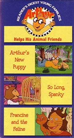 Arthur Helps His Animal Friends