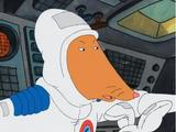Mr. Rocketburn