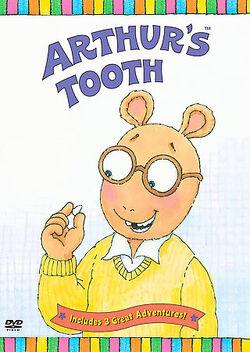 Arthur's Tooth DVD
