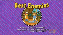 Best Enemies - title card