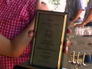 Nathan Jernas' award