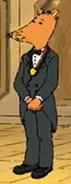Nigel ratburn's tuxedo