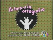 Arthur's Spelling Trubble Spanish