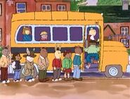 Arthur accused - the bus