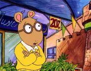 Arthur Rides the Bandwagon 11