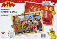 Arthur's eyes puzzle box
